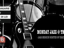 Monday Jazz la The PUB Universității - Jazz Jam Session hosted by Emil Bîzgă