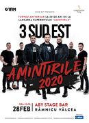 Ramnicu Valcea: Concert 3 Sud Est Amintirile 2020
