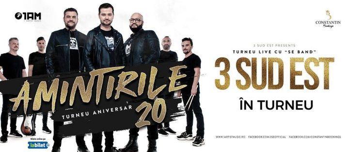 Sibiu: Concert 3 Sud Est Amintirile 2020