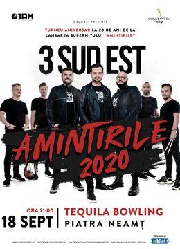 Piatra Neamt: Concert 3 Sud Est Amintirile 2020