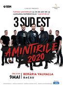 Bacău: Concert 3 Sud Est Amintirile 2020