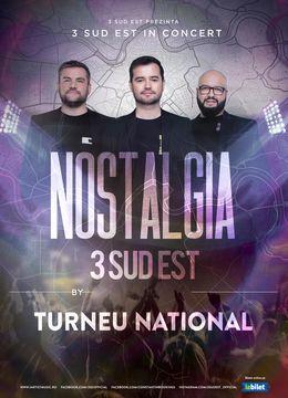 Bacău: Concert 3 Sud Est Nostalgia