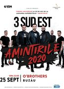 Buzau: Concert 3 Sud Est Amintirile 2020