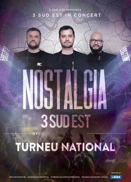 Buzau: Concert 3 Sud Est Nostalgia