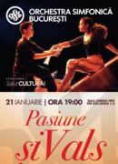 Pasiune si vals - Orchestra Simfonica Bucuresti