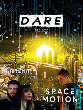 DARE: No Parachute invites Space Motion