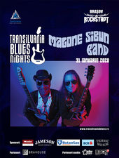 Malone Sibun Band @ Transilvania Blues Nights