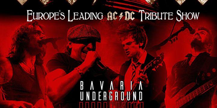 Oradea: Concert Tribut AC/DC cu The Rock