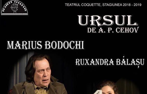 Teatrul Coquette: Ursul