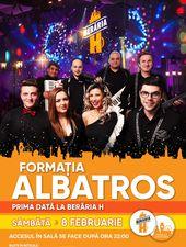 Formația ALBATROS - prima dată la Berăria H