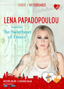 Lena Papadopoulou - The Sweetheart of Greece // Valentine's Day