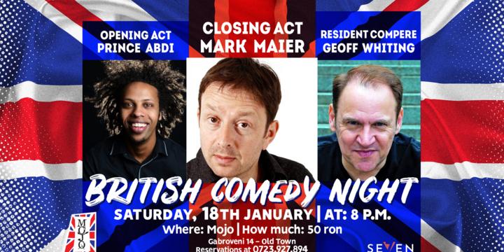 British Comedy Night