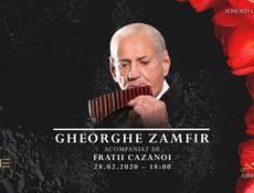Concert folcloric cu Gheorghe Zamfir