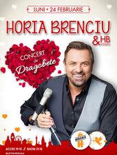 Horia Brenciu & HB Orchestra - concert de Dragobete @ Berăria H