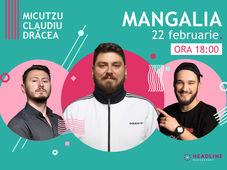 Mangalia: Micutzu - Baby on board cu Claudiu și Drăcea 2