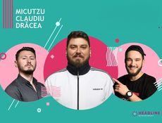 Turneu Micutzu - Baby on board cu Claudiu și Drăcea