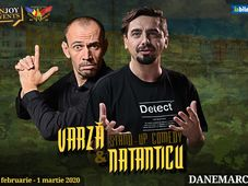 Stand-up comedy Varza & Natanticu