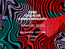 Andre Rizo at Backyard - 360° VR Tour (Europe Premiere)