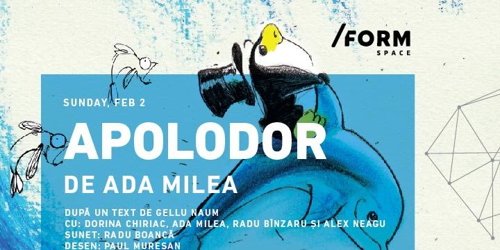 Apolodor | de Ada Milea at /FORM Space