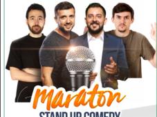 Stand-up Comedy cu Victor, Bobi, Gabriel si Petrica