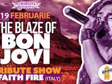 The Blaze of BON JOVI - Tribute Show by Faith Fire [Italy]