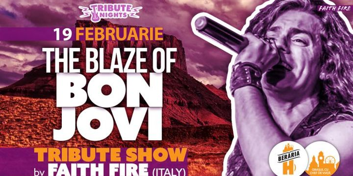 The Blaze of BON JOVI - Tribute Show by Faith Fire [Italy]