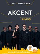 Akcent // 15 februarie // Berăria H