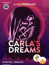 Carla's Dreams // 4 februarie// Berăria H
