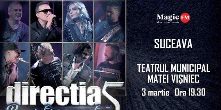 Suceava: Concert Directia 5 - Povestea Noastra
