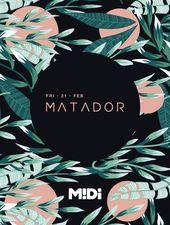 Matador at Midi