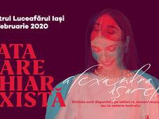 Alexandra Ușurelu live la Teatrul Luceafărul din Iași