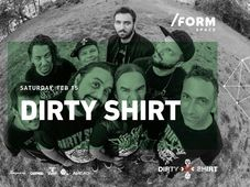 Dirty Shirt at /FORM Space