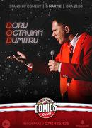 Doru Octavian Dumitru la ComicsClub!