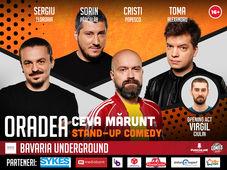 Oradea: Stand Up Comedy cu Sorin Pârcălab, Sergiu, Toma & Popesco
