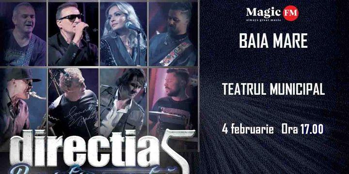 Baia Mare: Concert Directia 5 - Povestea Noastra 2