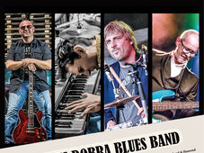 Oradea: Concert Marius Dobra Blues Band