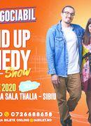 Sibiu: Stand up comedy cu Banciu, Maria Popovici si Mincu ''Ușor negociabil''