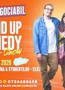 """Cluj-Napoca: Stand up comedy cu Banciu, Maria Popovici si Mincu ''Ușor negociabil"""""""