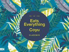 Eats Everything | Coyu at Midi