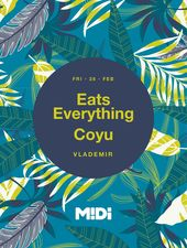 Eats Everything | Coyu at Midi
