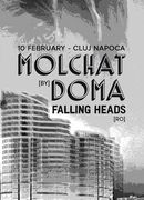 Molchat Doma [by], Falling Heads [ro] at /FORM Space