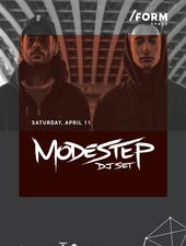 Modestep at /FORM Space