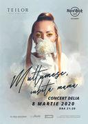 Concert Delia: Mulțumesc iubită mamă