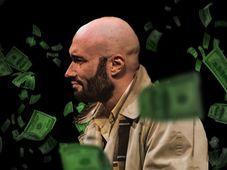 Constanța: Bani din cer/a doua reprezentație