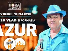 Azur & Nelu Vlad // 13 martie // Berăria H
