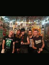 Timisoara: The Mahones - 30 years of Irish Punk LIVE in Capcana