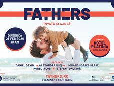 Cluj-Napoca: Fathers - Învață și ajută