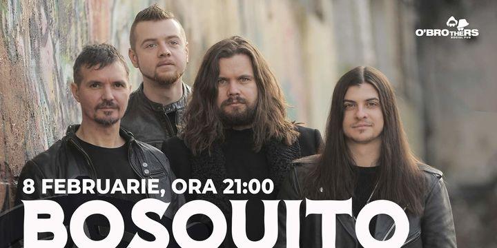Buzău: Concert Bosquito