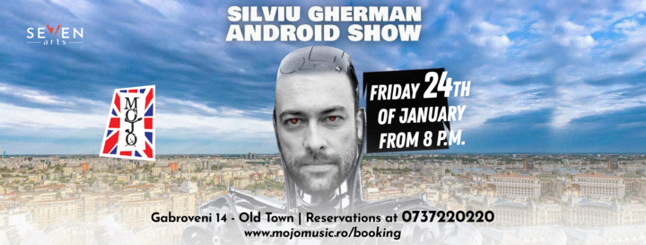Android Show | Silviu Gherman