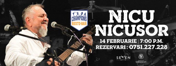 """Nicu Nicusor   """"Pe ritmuri de amor"""""""
